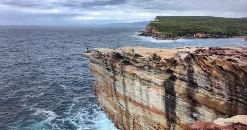 Sydney Royal National Park Coastal Walk