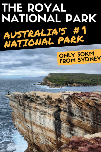 What to do in the Royal National Park - Sydney