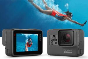 underwater photo go pro
