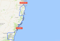 South East Coast Australia Road Trip: Our Brisbane to Sydney Road Trip… And Further Down!