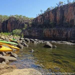 Places you must see in Australia Bucket List Katherine Gorge