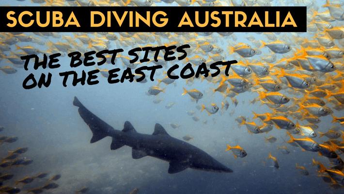 Scuba Diving Australia - The best diving sites in Australia