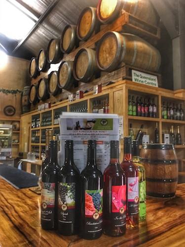 Mt Tamborine Winery - Cedar Creek Estate