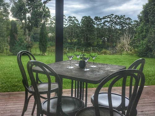 Mt Tamborine Winery - Mason Wines Terrace
