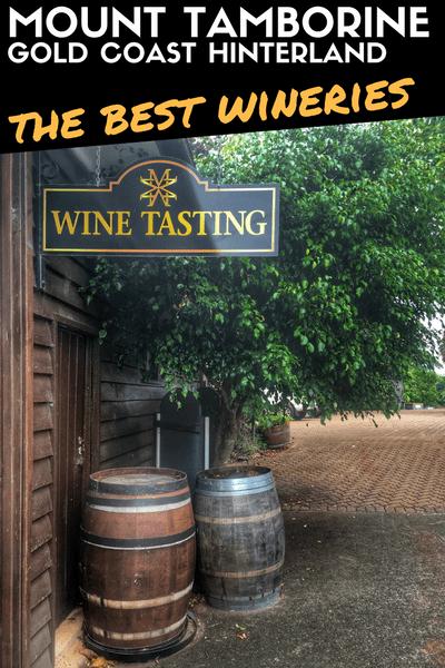 Mt Tamborine Winery