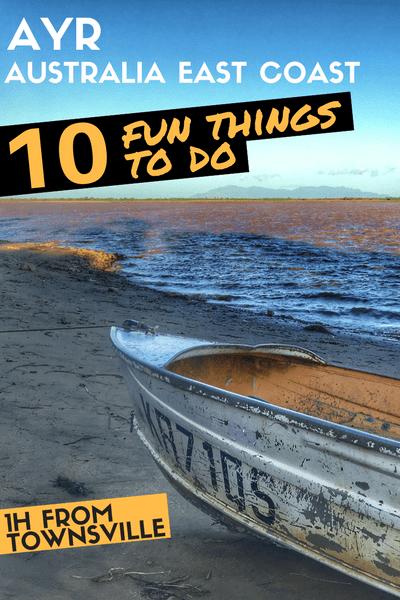 things to do in ayr qld burdekin