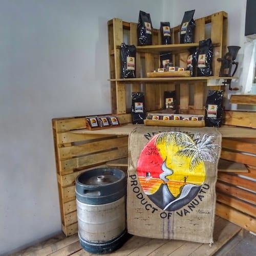 Vanuatu itinerary - Tanna Coffee Factory Port Vila Efate