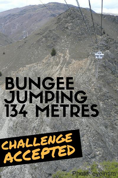 Nevis Bungee Jump Queenstown New Zealand - Platform