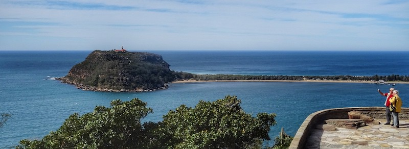 ku ring gai chase np west head lookout