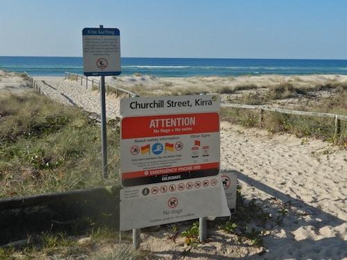 Churchill St Kirra Beach