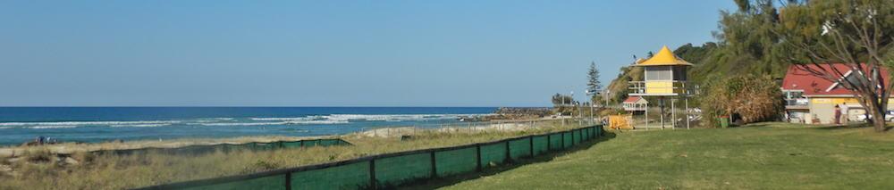 From Kirra Beach to Kirra Reef
