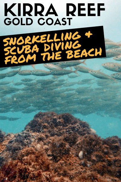 How to find Kirra Reef on the Gold Coast