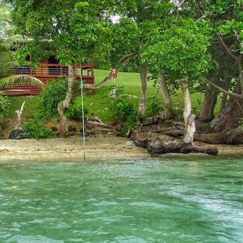 Aore Eco Resort Accommodation Santo