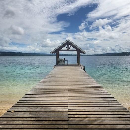 Aore Island - Espiritu Santo Accommodation