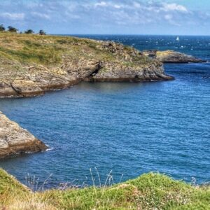 Belle Ile in Brittany