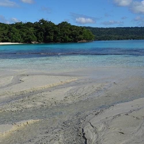 Champagne Beach Source