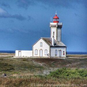 Lighthouse in Brittany - Belle Ile Morbihan