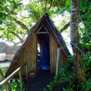 Small TreeHouse Serenity Beach Port Olry Accommodation Santo Vanuatu