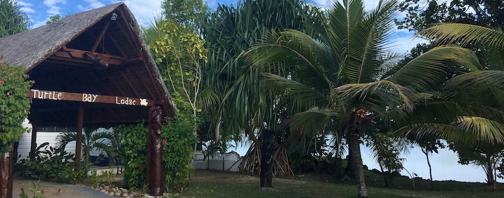 Turtle Bay Lodge Espiritu Santo Accommodation