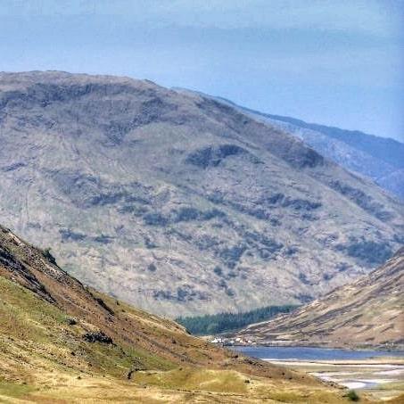 WE to Scotland highlands