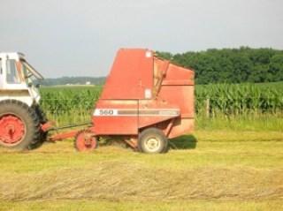 round baler for hay 4
