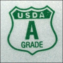 USDA egg seal