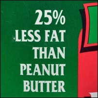 reduced fat label