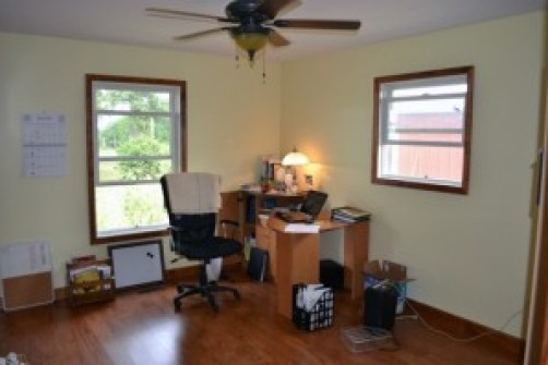 office space before