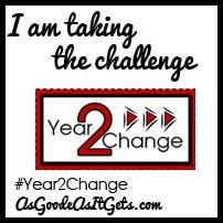 Year2Change badge