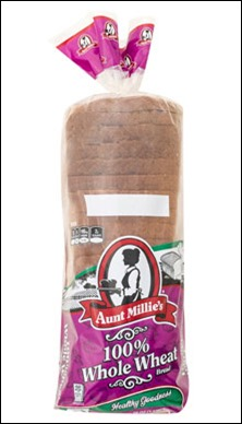 Aunt Millies whole wheat bread