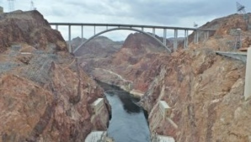 Hoover dam bypass bridge rich tone mode