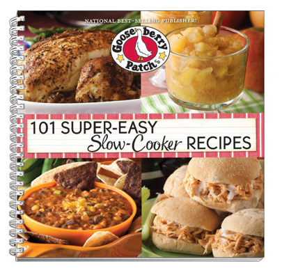 101 Super-Easy Slow-Cooker Recipes on Amazon.com