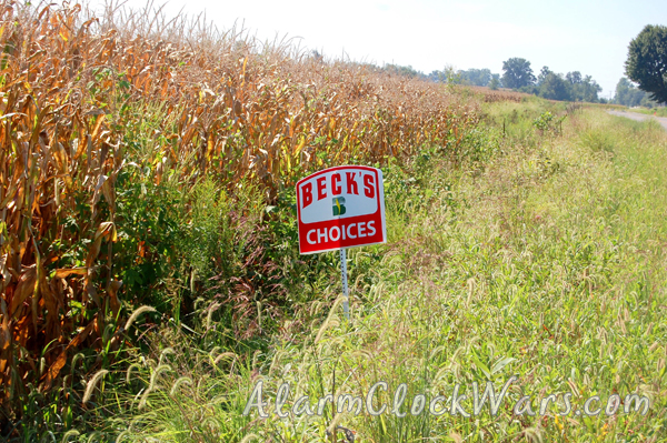 Farm Equipment Fridays: Seed signs - My Fearless Kitchen