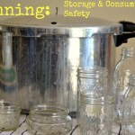 Canning: Storage and Consumption Safety