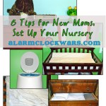 5 Tips for New Moms: Set Up Your Nursery