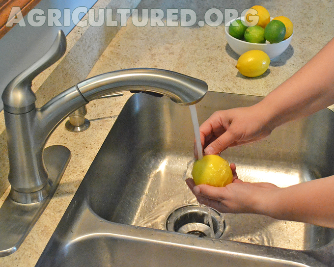 How-to Clean Vegetables and Fruits