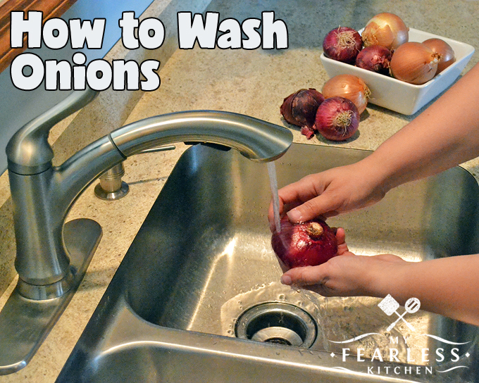 How to Wash Fresh Fruits & Vegetables from My Fearless Kitchen. No matter where you buy your produce or how it is grown, all fruits and vegetables should be washed before you eat them. Get our best tips for all your fruits & veggies.