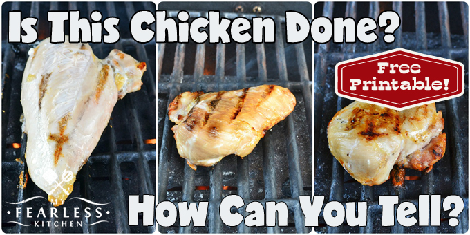 collage of chicken breasts on the grill