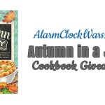 Autumn in a Jiffy Cookbook Giveaway