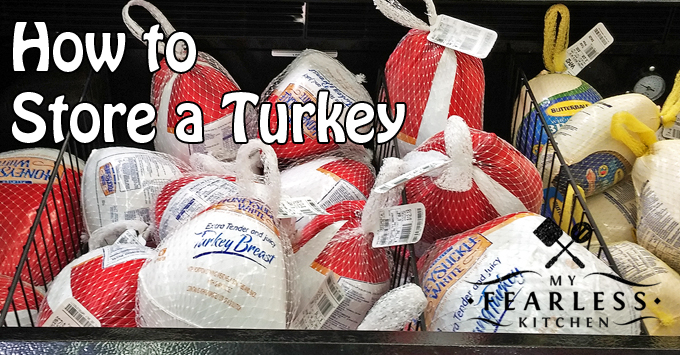 Top 10 Turkey Tips from My Fearless Kitchen. This guide has everything you need to know for your Thanksgiving turkey. Learn how to choose the right turkey, how to store it until the big day, and how to brine a turkey. Get the 3 steps to a perfect turkey, get tips on how to fry a turkey safely, and learn how to carve your turkey like a pro. Plus, get a huge list of recipes for your turkey leftovers!