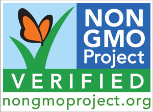 The Non-GMO Project verifies foods that have no GMO ingredients, on a voluntary basis.
