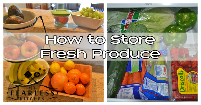 Before you spend a ton of money on fresh produce, be sure you know the best way to store fruits and vegetables to keep them fresh the longest.