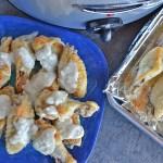 Slow Cooker Garlic-Parmesan Wings