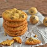 Toffee-Chip Freezer Cookies