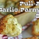 Pull-Apart Garlic-Parmesan Bread