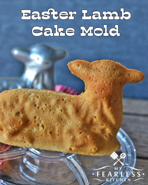 Best Pound Cake Recipe For Easter Lamb Mold