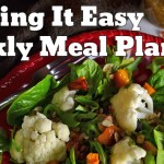 Easy Weekly Meal Plan #13