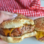 BBQ-Bacon Cheeseburgers