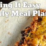 Easy Weekly Meal Plan #16