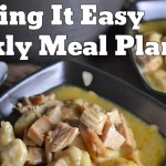 Easy Weekly Meal Plan #18